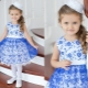 Fashionable and beautiful dresses for girls 2-3 years