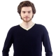Men's sweaters for obese men