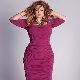 Sheath dress for obese women