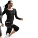Compression T-shirts (female and male)