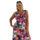 Fashionable and beautiful sundresses for obese women