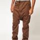Men's pants riding breeches
