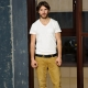 Men's khaki pants: popular models and what to wear?