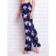 Cosa posso indossare con i pantaloni con stampa floreale?