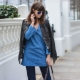 Women's denim tunics - the trend of the season!
