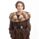 Mantel elegan dan elegan dari Peltri