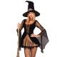 Traje de niña de Halloween - las mejores ideas