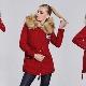 Parc d'hiver rouge - quoi porter?