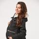 Bomber jacket for pregnant women