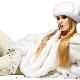 Les manteaux de fourrure de Tatiana Dorozhkina