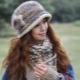 Bonnet d'hiver femme