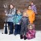 Costumes d'hiver pour enfants