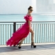 Aké topánky sú vhodné pre ružové šaty?