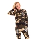 Camouflage suits for summer and winter