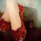 Chaussures sans talon