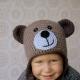 Chapeaux tricotés pour les garçons