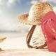 Gumové bridlice alebo plážové módy