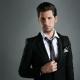 Cravates pour hommes de différents matériaux