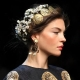 Diadème de luxe pour un look spectaculaire