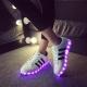 Luminous Sneakers - une nouvelle génération de chaussures de mode
