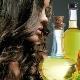 Vlasové masky s olejmi