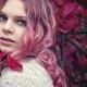 Tonique cheveux rose