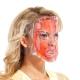 Gélová maska na tvár