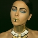 Egyptian makeup