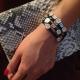 Bracelet en caoutchouc