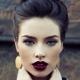 Grunge make-up