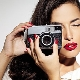 Maquillage pour une séance photo