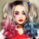 Harley Quinn Maquillage