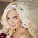 Svadobný make-up pre blondínky
