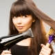 How to straighten hair with a hairdryer?
