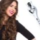 Tulip curling irons