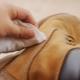 Ako čistiť nubuk topánky doma?