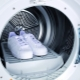 Rules for washing shoes in the washing machine