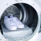 Regels voor het wassen van schoenen in de wasmachine