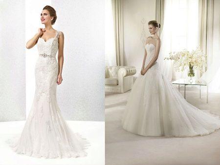 pripojiť svadobné šaty vlak